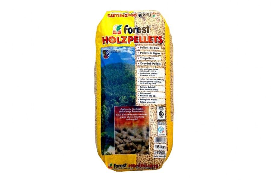 Pellet FOREST HOLZ PELLETS ENplus A1